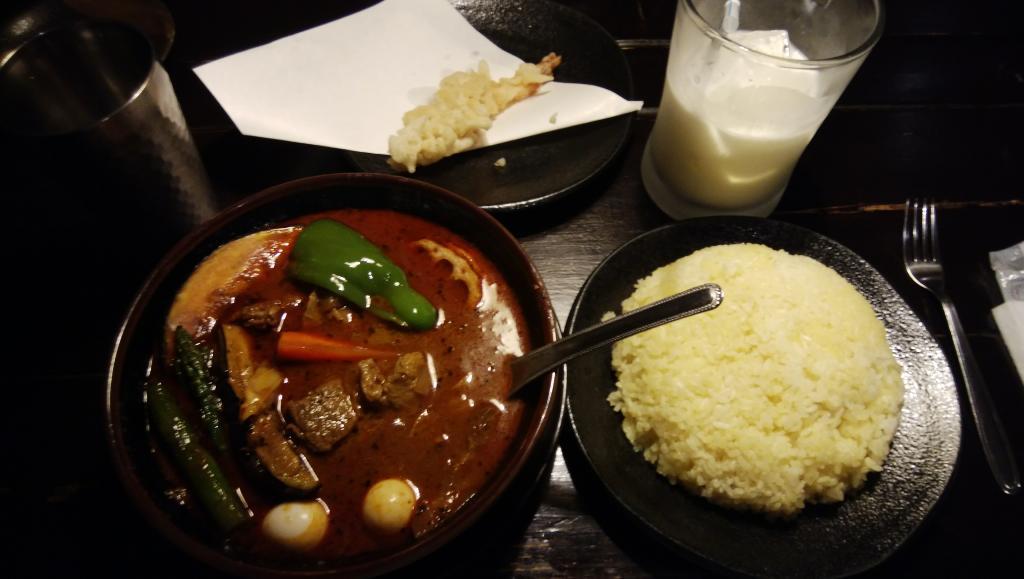 スープ カレー ラマイ